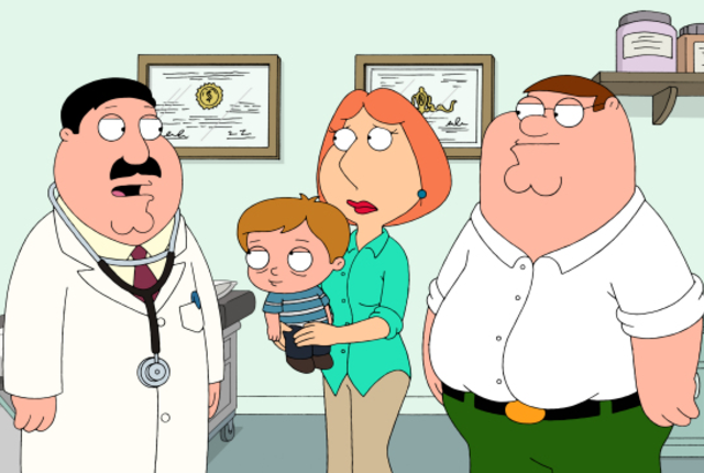 Family guy doctors visit
