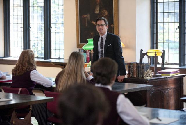Neal as a teacher
