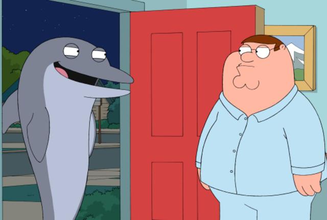 Ricky-gervais-as-a-dolphin