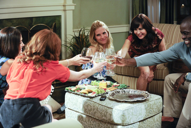 Cheers to army wives