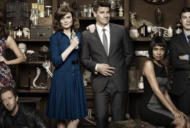 Bones season 7 cast
