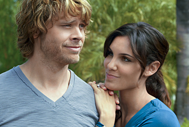 Deeks and kensi undercover