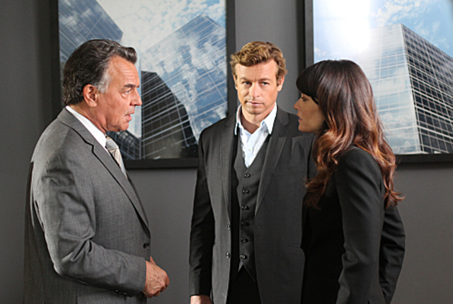 Lisbon and jane investigate dennis