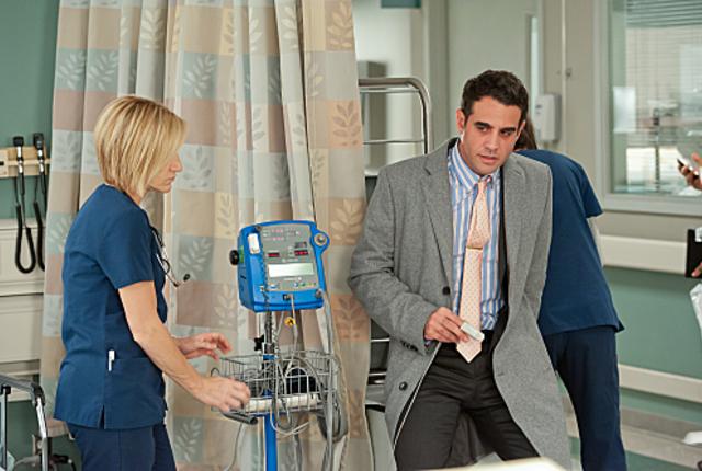 Cruz as a patient