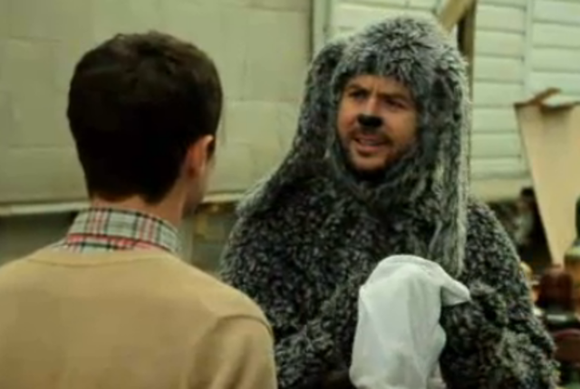 Wilfred cant smell