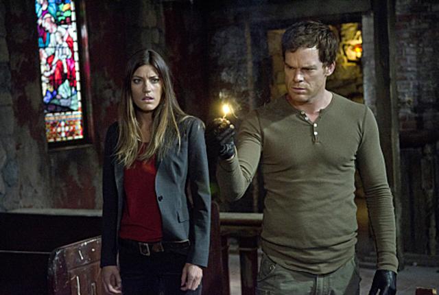 Dexter season 7 premiere photo
