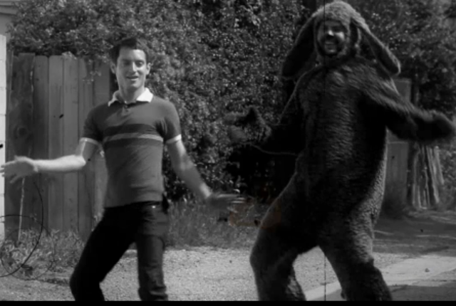 Ryan and wilfred dance