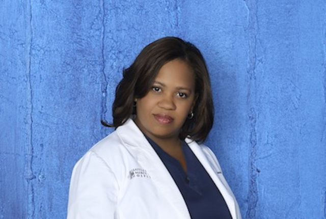 Chandra wilson as dr miranda bailey
