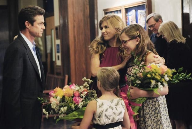 Rayna spends time with the kids
