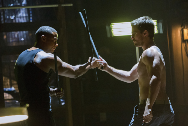 Diggle vs arrow