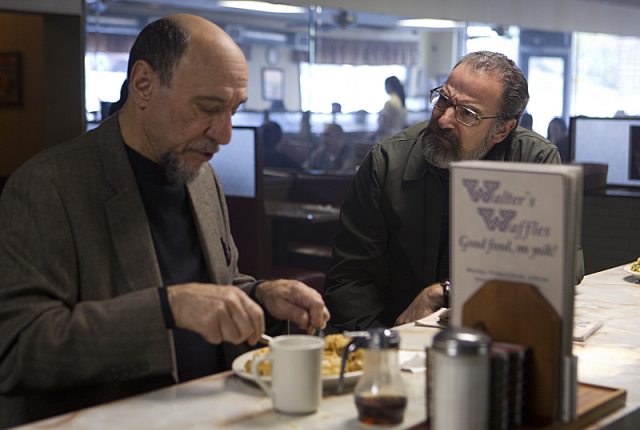 F murray abraham on homeland