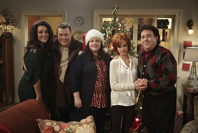 Mike and mollys christmas