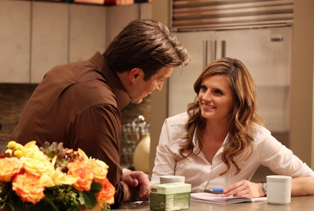 Caskett-at-home