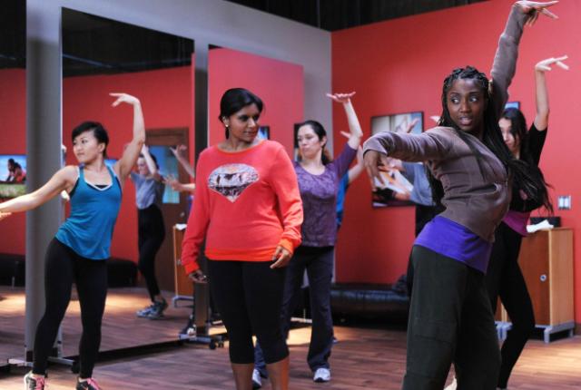 Mindys dance class