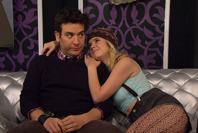 Ashley benson on himym