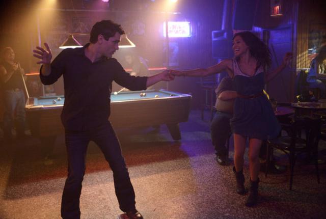 Aidan and sally dance