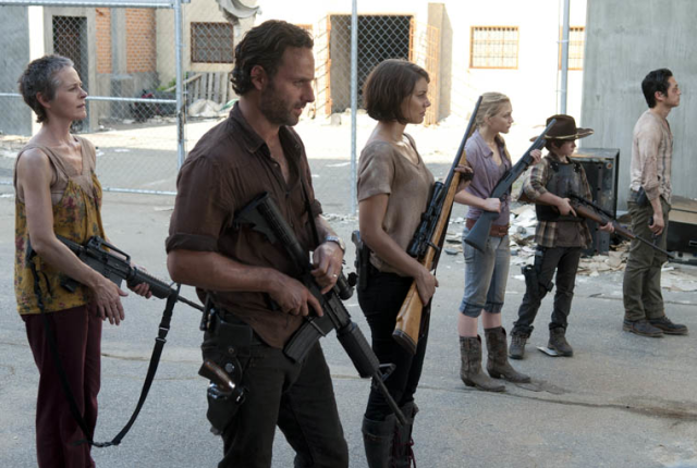 Rick and the group