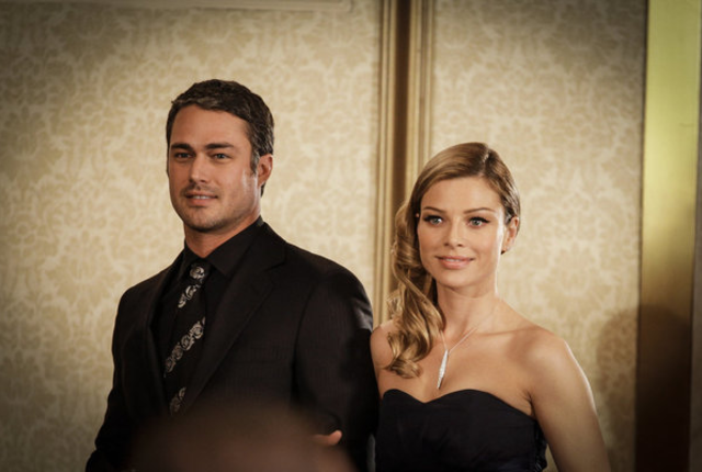 Severide and shay