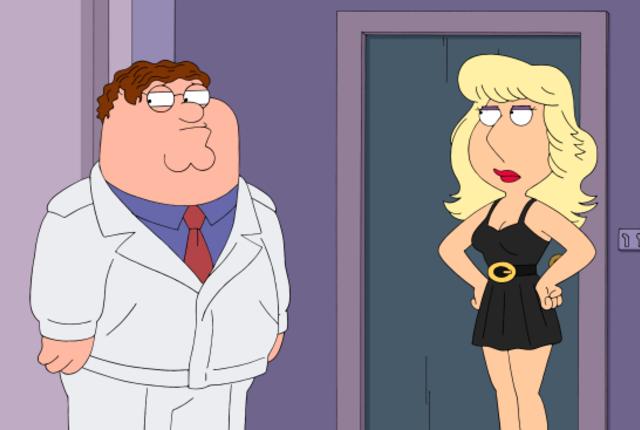 Lois new look