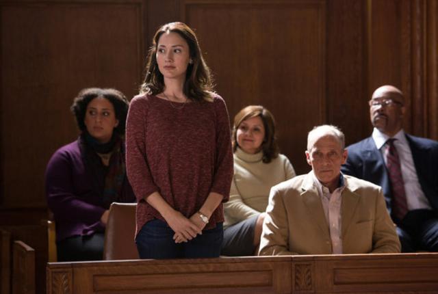 On the jury