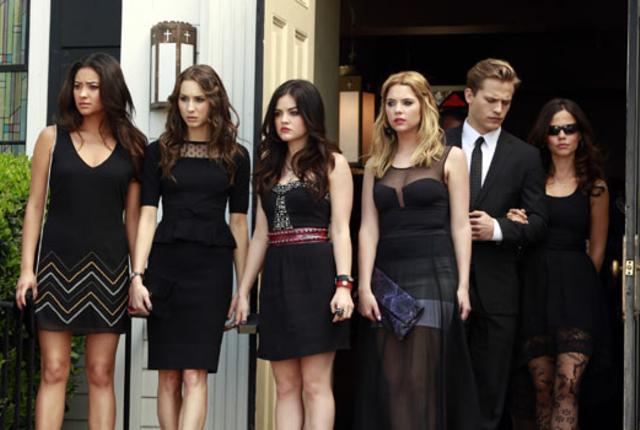 Pretty little liars season premiere pic