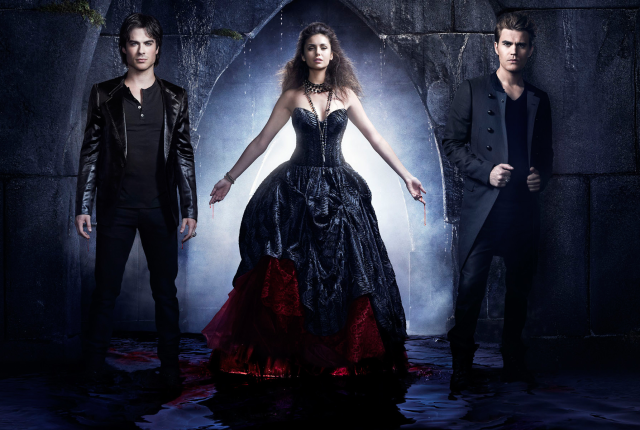Elena damon and stefan pic