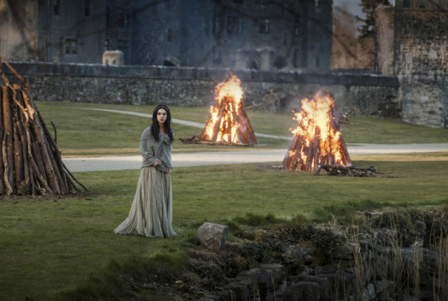Adelaide kane as mary queen of scots