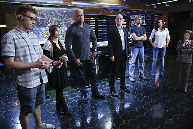 The ncis los angeles squad
