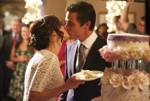 Teddys wedding