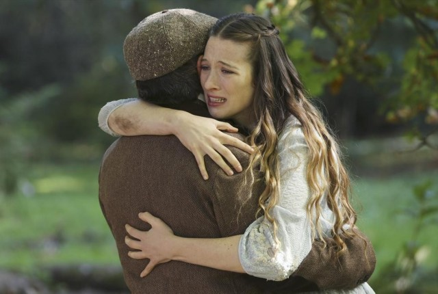 A hug in wonderland