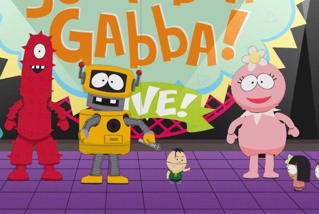 South-park-meets-yo-gabba-gabba