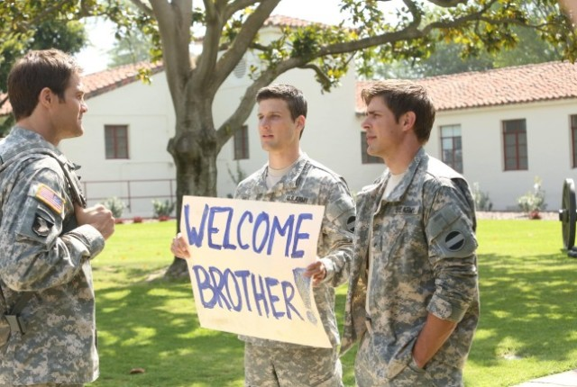 Enlisted premiere pic