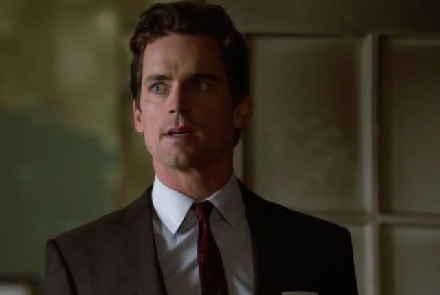 Matt bomer as neal