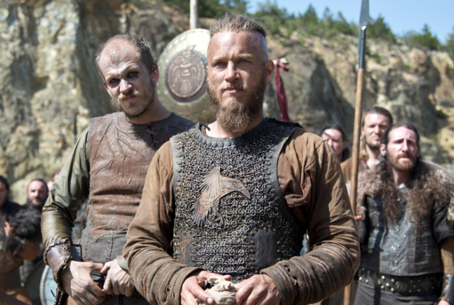 Vikings season 2 premiere pic