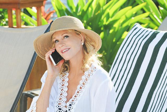 Melanie griffth on hawaii five 0