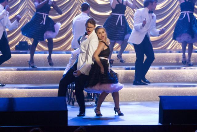 Performing at nationals