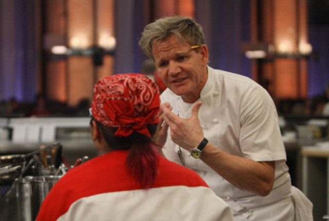 17 chefs remain