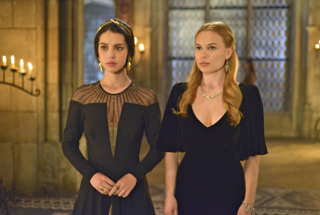 Mary queen of scots and greer