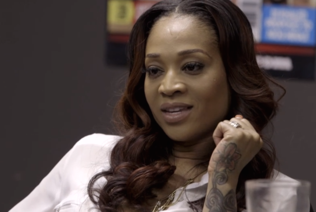Mimi on love and hip hop atlanta