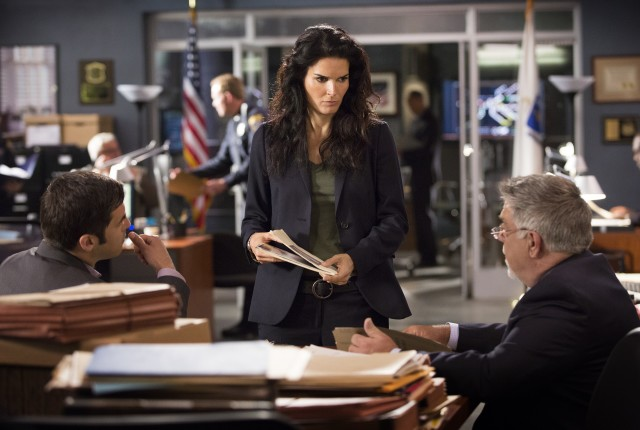 Unconventional means rizzoli and isles