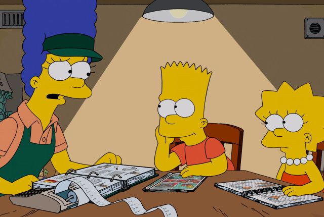 you are what you watch a paper on the tv show the simpsons The tv mom always there when you need advice or a pb&j with the crusts cut off but the show's true intent was to hold up a mirror to society and show more 9 months ago jobs @ brainfall media.