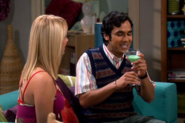 Penny-makes-raj-drink