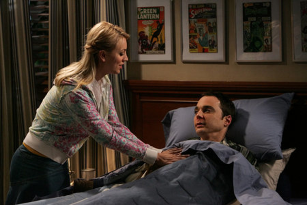 Penny-takes-care-of-sheldon