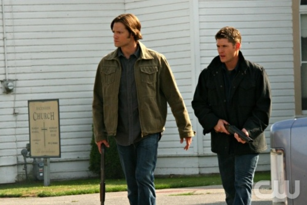 Supernatural-shot