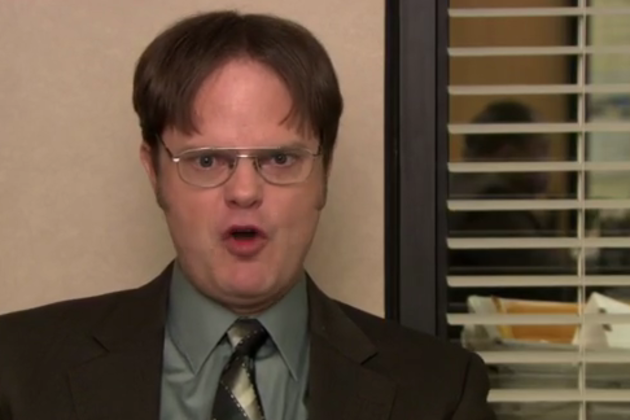 Angry-dwight