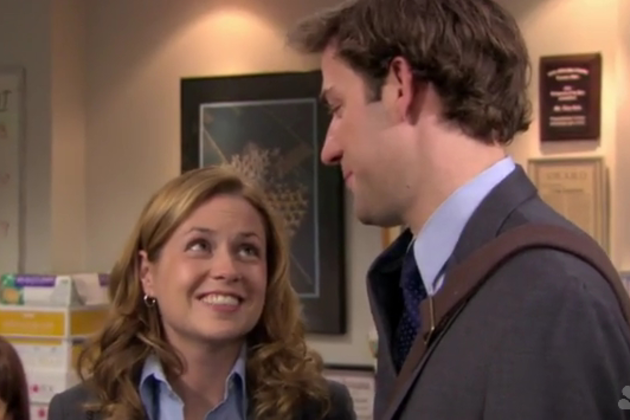 Office-newlyweds