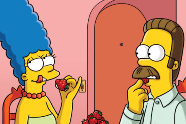 Marge-and-ned-share-fruit
