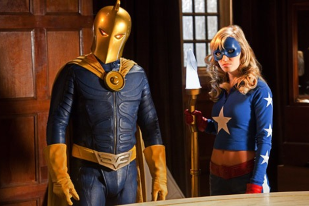 Doctor-fate-and-stargirl
