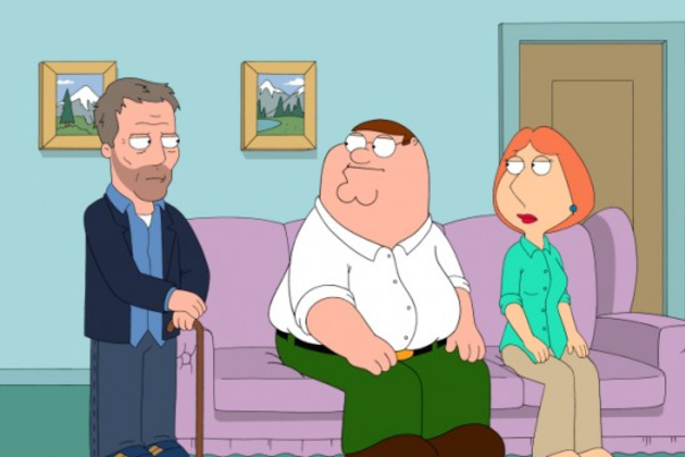 Dr-house-on-family-guy