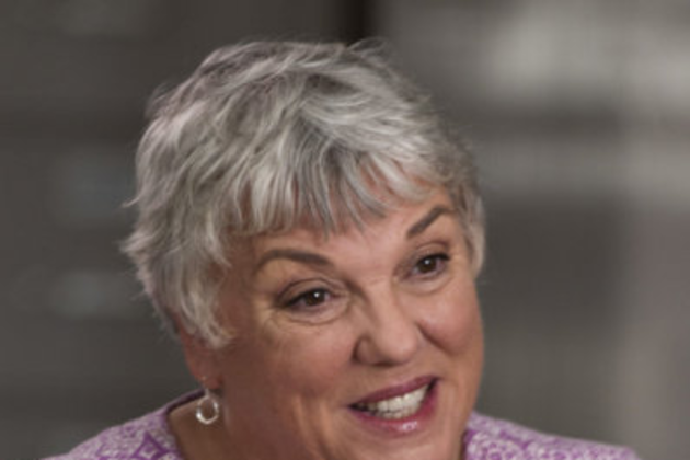 Tyne-daly-on-burn-notice